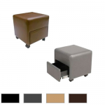 Collins Veeco CMC-2513 Club Pedicure Ottoman Stool