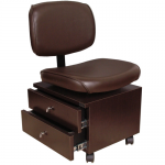 Collins Veeco CMC-2510 Salon Spa Pedicure Stool