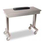Collins Veeco CP-8818 Stainless Steel Manicure Table