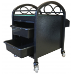 Continuum Infinity Salon & Spa Pedicure Accessory Cart