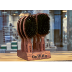 Spornette 340 DeVille 100% Boar Cushion & Paddle Hair Brush 6 Piece Display + Free Shipping