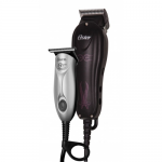 Oster mXpro™ Adjustable Magnetic Motor Clipper & TEQie® Mini Trimmer Combo Kit