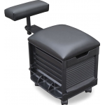 Dina Meri 2316 Pedi-Roll Pedicure Stool