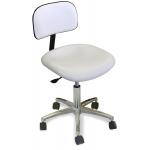 Dina Meri Esthetician Chair In White + Free Shipping!