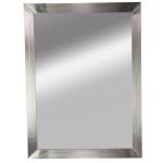 Rococo RC-10 Kaemark Stainless Steel Framed Mirror
