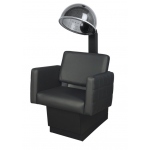 Michelle DC-619 BLACK Savvy Salon Dryer Chair + Free Shipping