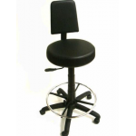 King V709 Hi-Rider Salon Hair Cutting Stool In 9 colors