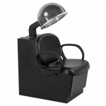 Diane DI-066 Kaemark Salon Dryer Chair in Black + Free Shipping