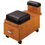 Kaemark IM-4051 Portable Spa Pedi-Cart in 8 Colors