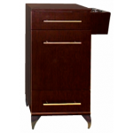 Pibbs 5027 Styling Cabinet w/ Appliance Holder + Free Shipping!