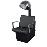 Declan DC-617 BLACK Savvy Kaemark Dryer Chair + Free Shipping