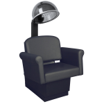 Rebecca SAV-RE-066 BLACK Savvy Salon Dryer Chair + Free Shipping!