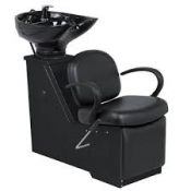 Salon Shampoo and Dryer Chairs