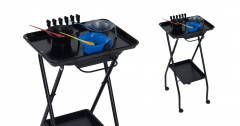 Kayline Designed FT59-A BLACK Aluminum Salon Color Tray + Free Shipping!