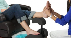 Continuum Simplicity LE No Plumbing Pedicure Spa Chair + Free Tech Chair ($170 value) + Free Shipping!