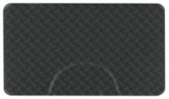 "Andersen Rectangular 3' x 5' x 3/4"" w/Depression Salon Décor Anti-Fatigue Salon, Barber, Spa Anti-fatigue Mat"