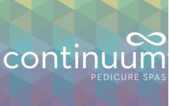 Continuum Standard Salon & Spa Nail Tech Chair + Free Shipping!
