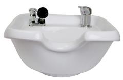 Kaemark KS-901 Porcelain Cabinet Bowl in White + Free Shipping