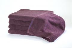 24 Wine Bleachsafe® 15 x 26 Salon & Spa Hand Towels + Free Shipping