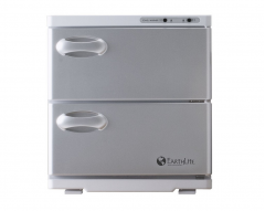 SALE - EarthLite Double UV Hot Towel Cabinet 120V + Free Shipping!