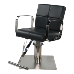 Fantasia FS-60 Kaemark BLACK Salon Styling Chair In 6 Colors + Free Shipping