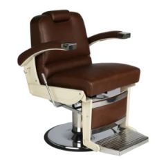 D'El Rei DR-64 Kaemark American Made Barber Chair in 18 Colors + Free Shipping!