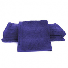 24 Navy Bleachsafe® 13 x13 Salon & Spa Wash Cloths + Free Shipping