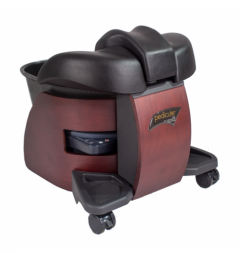 Continuum Pedicute Portable Pedicure Spa + FREE Cape Co Apron ($24 value)