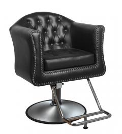 Westyn SAV-050 Savvy Kaemark Salon or Barber Chair in Brown or Black