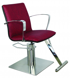 SALVADOR SV-60 Kaemark American Made Salon Styling Chair In 18 Colors + Free Shipping