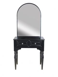 Josephine SAV-407 Savvy Kaemark Salon Shaker Styling Station w/Mirror In Black + Free Shipping