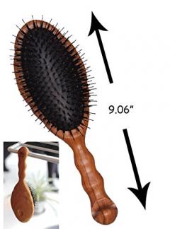 Primp PP-601 C Hanger Series 7 Row Oval Hair Brush + Free Shipping