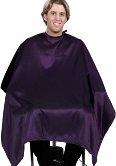 8902 Silkarah Hair Cutting Dream Cape in 11 Colors + Free Shipping!