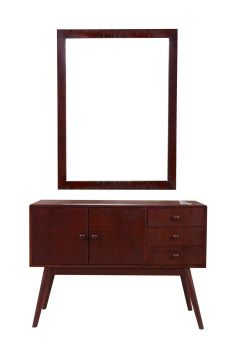 Mid-Century 407-SS-MCM Modern Styling Station + Free Shipping